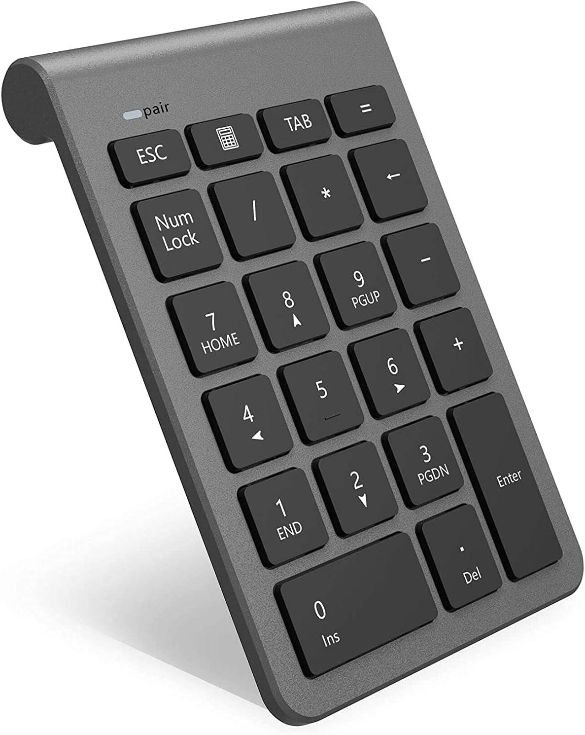 【Upgraded Version】 Sale Ranking TOP15 item Bluetooth Numeric Keypad Arkidyn P