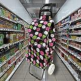 Panier 25L avec sac de congélation | Trottinette shopping avec sac isotherme |...