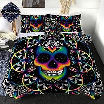 Best skull comforter Reviews