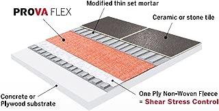 prova flex tile underlayment
