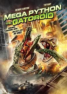 Mega Python vs. Gatoroid (TV) 11 x 17 TV Poster - Style A
