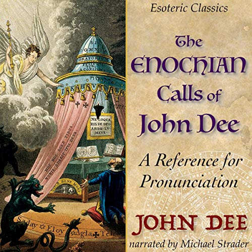 The Enochian Calls of John Dee cover art