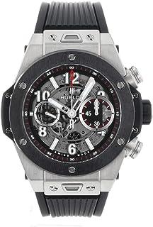 [ウブロ]HUBLOT 腕時計 411.NM.1170.RX ビッグバン ウニコ チタニウム セラミック ブラックスケルトン[中古品] [並行輸入品]