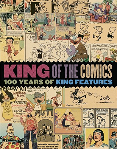 Image of King of the Comics: One Hundred Years of King Features Syndicate (The Library of American Comics)