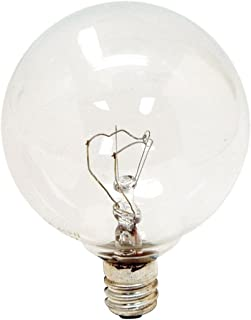4 Pack 25WLITE 25 Watt Replacement Long Life Light Bulb for Authentic Scentsy Full-Size Warmer, KLH