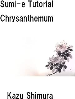 Sumi-e Tutorial Chrysanthemum