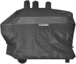 Cloakman Grill Cover 8787 for Char Griller 5750 Hybrid and 5072 5030 Dual Function Grill