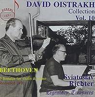 David Oistrakh Coll Vol. 10