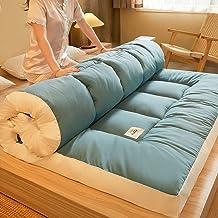 Japanese Floor Mattress,Japanese Folding Futon Mattress,Quilting Tatami Mattress,Thick Mattress Topper Futon,Roll Up Tatam...