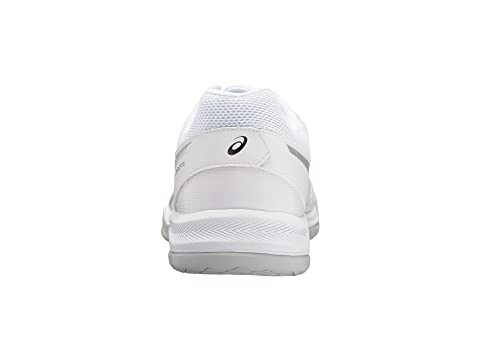 Cheap Best Store To Get ASICS Gel-Dedicate 5 White/Silver For Sale Online Clearance Free Shipping Real Online Shop GDtDNicrB