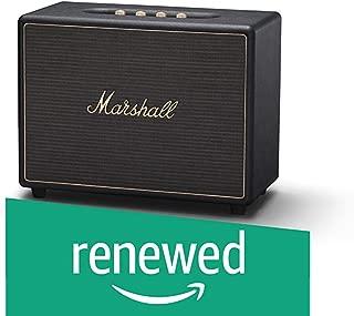 (Renewed) Marshall Woburn Multi-Room Speaker (Black)