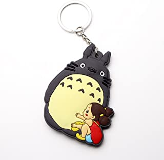 CellDesigns Japanese Anime Totoro PVC Keychain (A-Mei)