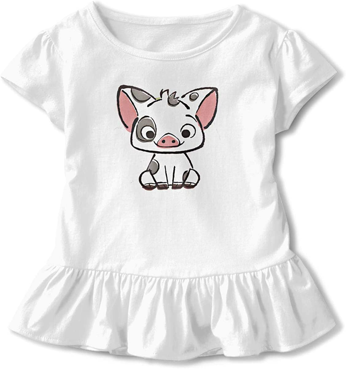 Baby Girl Faux Necklace Princess Party Short Sleeve Bodysuit One Piece size 1//2