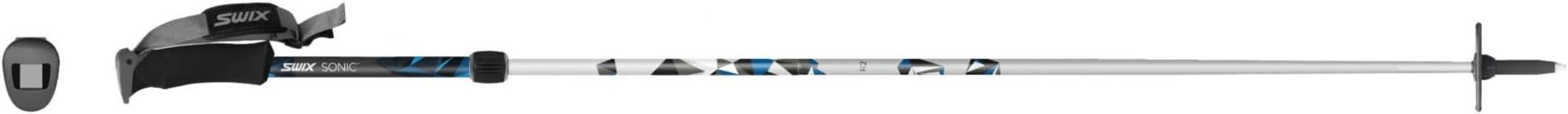 Swix Sonic R2 Adjustable Ski Poles