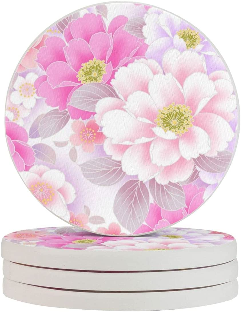 Coasters for 2021 model Drinks - Kitchen Limited time for free shipping –Pink an Decor Coffee Table