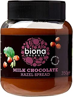 Biona Organic Dark Chocolate Spread, 350 g
