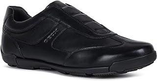 Geox Edgware, Men's Sneakers, Black