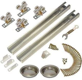 Best extruded aluminum sliding door track Reviews
