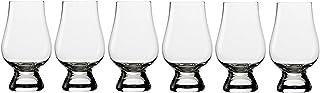 Stölzle Lausitz The Glencairn Glas I 190 ml I 6er Set Whiskygläser I Whisky Glas I edles Kristallglas I spülmaschinentauglich I Tumbler I ausgezeichnete Qualität