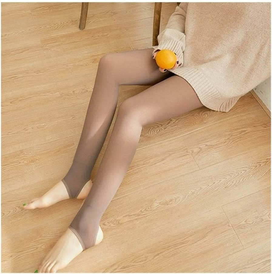 Moonlight Star Autumn and Winter Pantyhose Warm Pantyhose Slim Stretchy for Outdoor Tights Warm Pantyhose Women Pantyhose (Color : Style E, Size : One Size)