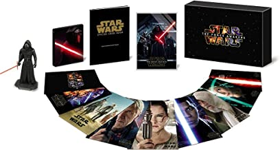 STAR WARS/The Force Awakens movienex Premium Box [Blu-ray + DVD + Digital Copy (Cloud Supported) + movienex World] [Blu-r...