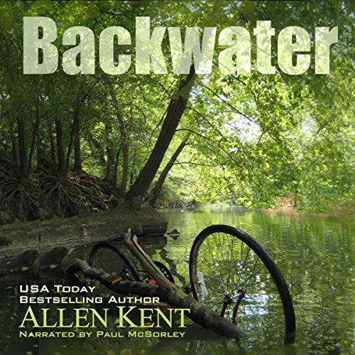 Backwater Audiobook By Allen Kent cover art