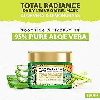 Eshveda Total Radiance Daily Leave On Gel Mask 120 GM