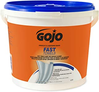 Gojo Fast Wipes Hand Cleaning Towels 9