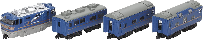disfruta ahorrando 30-50% de descuento (4 coches que entran en en en la locomotora de pasajeros +) conjunto B de tren Chapo expreso tren-cama Hokutosei B (japonesas Importaciones)  gran venta