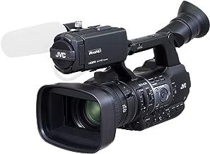 jvc news camera