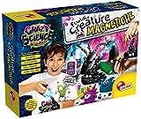 Lisciani Giochi- Crazy Science Laboratorio dei Fluidi e delle Creature Magnetiche, Multicolore, 73061