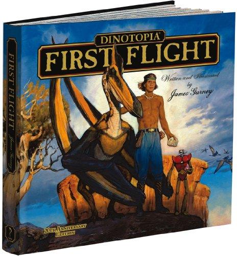 Dinotopia, First Flight: 20th Anniversary Edition