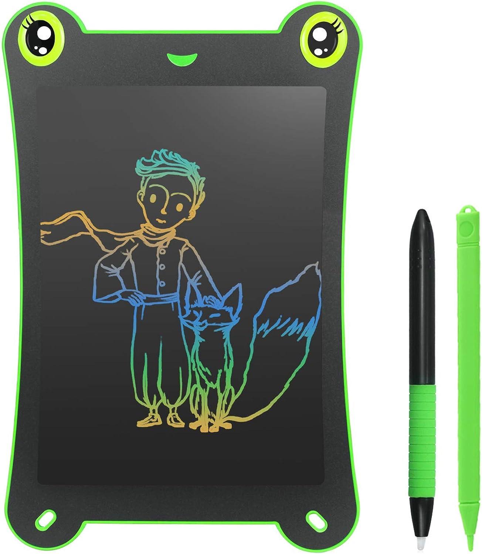 mejor reputación Lzour Colorido Rana Pad LCD Escritura Tableta-8,5 Pulgadas (Longitud)-verde (Longitud)-verde (Longitud)-verde  bienvenido a elegir