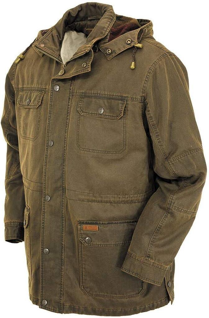 Outback Wholesale Trading Co Men's Co. Langston 2973 Mail order Fleece Jacket - 2-Way