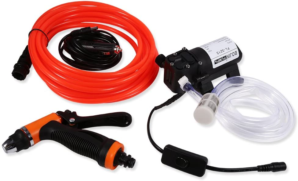 Wholesale Estink Electrical Trust Washer Kit 12V Self-Pri Portable High Pressure