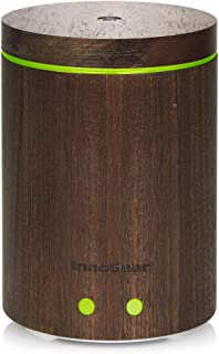 InnoGear Real Wood Essential Oil Diffuser Ultrasonic Aromatherapy Diffusers with 7 LED Colorful Lights and Waterless Auto Shut-off, 300ml