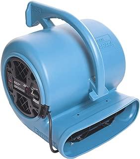 Dri-Eaz F351 Sahara Pro X3 TurboDryer 3-Speed Floor Dryer (Pack of 1)