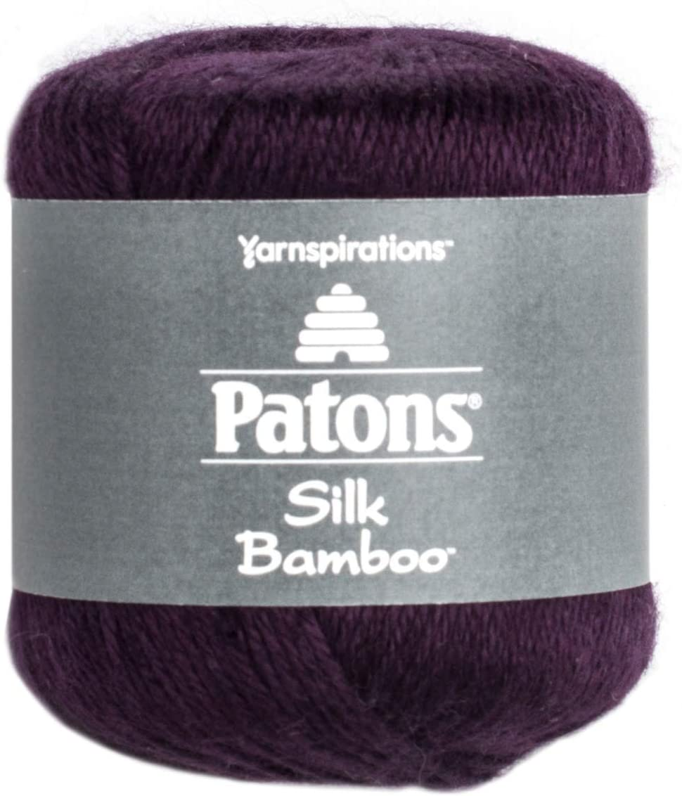 Ranking TOP5 Patons Bulk Buy Silk Bamboo Yarn 244085-85310 6-Pack New product type Orchid
