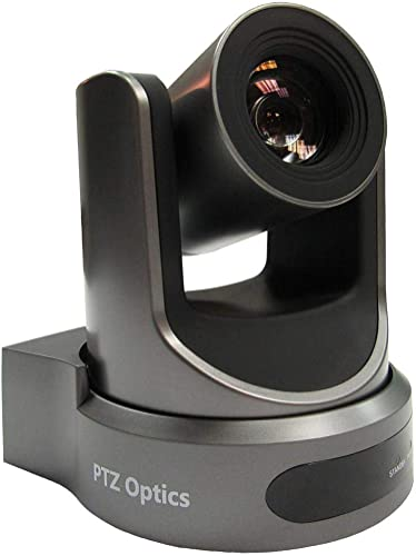 wholesale PTZOptics 30x new arrival Optical Zoom Broadcast & Conference Camera, sale HDMI, 3G-SDI, IP Streaming, CVBS, Gray sale