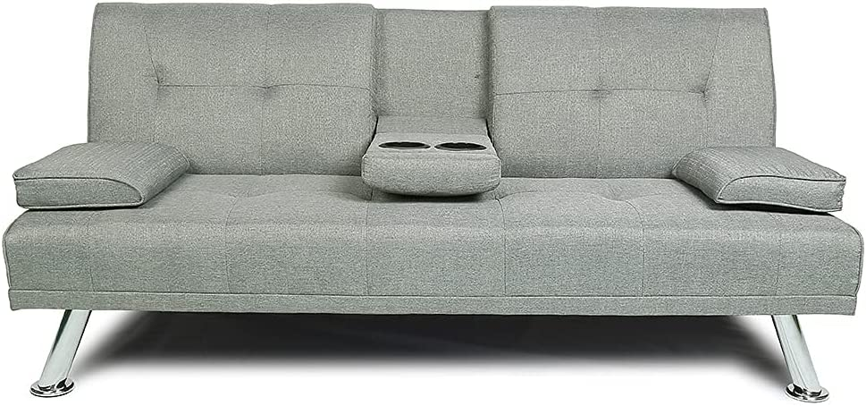 Evazory Couch Limited Max 44% OFF Special Price Sofa Bed So Convertible Adjustable Fabric