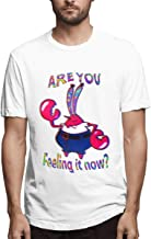 are You Feeling It Now Mr Krabs Short-Sleeve T-Shirts