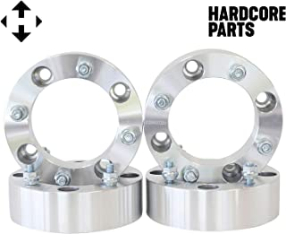 "4pc 1.5/"" 4//137 ATV UTV Wheel Spacers for Can-Am Bombardier Commander 800 Suzuki"