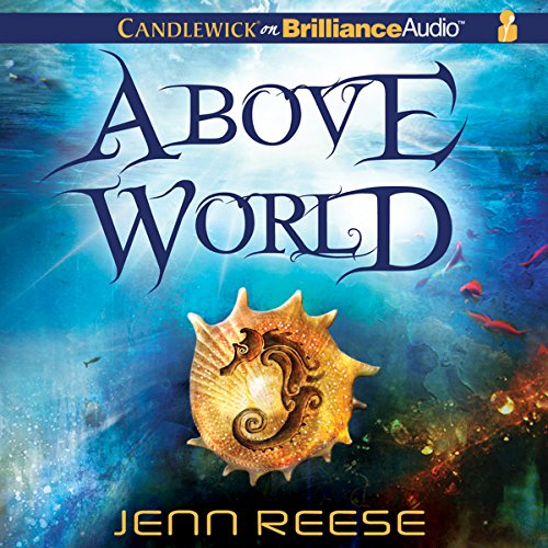 Above World audiobook cover art