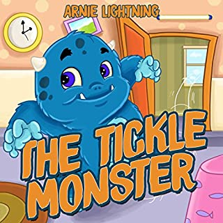 the tickle monster a fun rhyming bedtime story book for kids