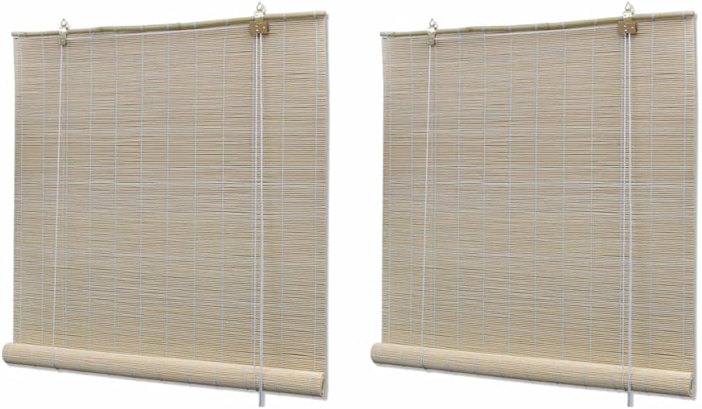 Blackout Superlatite half Roller Shade Window Blind UV Insulated P Thermal with