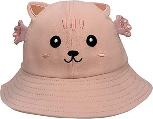 high quality Cute Bucket Hats for Kids, Spring Summer Sun Hat Cute high quality Smile Face Hat lowest Outdoor Foldable Wide Brim Fisherman Hat for Children sale