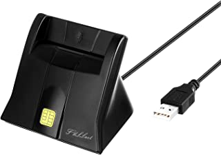 Fullnet USB接触型IC/ID/Bank/ATM スマートカードリーダー Mac及びWindows対応