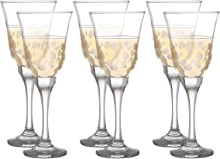 agfa Drinkware Set Of 6 Pieces - Light Orange