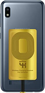 محول شاحن لاسلكي من النوع A Qi لهاتف Samsung Galaxy A02 A01 A10 A10s J7 J8 J6 J3 A7 A8 - LG V10 K10 K20 K40 - LG Stylo 2 3 4