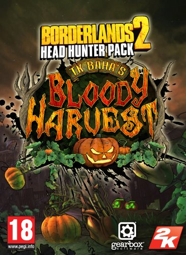Borderlands 2: TK Baha's Bloody Harvest DLC [PC Steam Code]